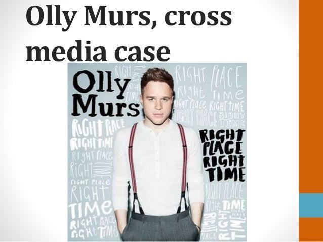 Olly Murs, cross media case