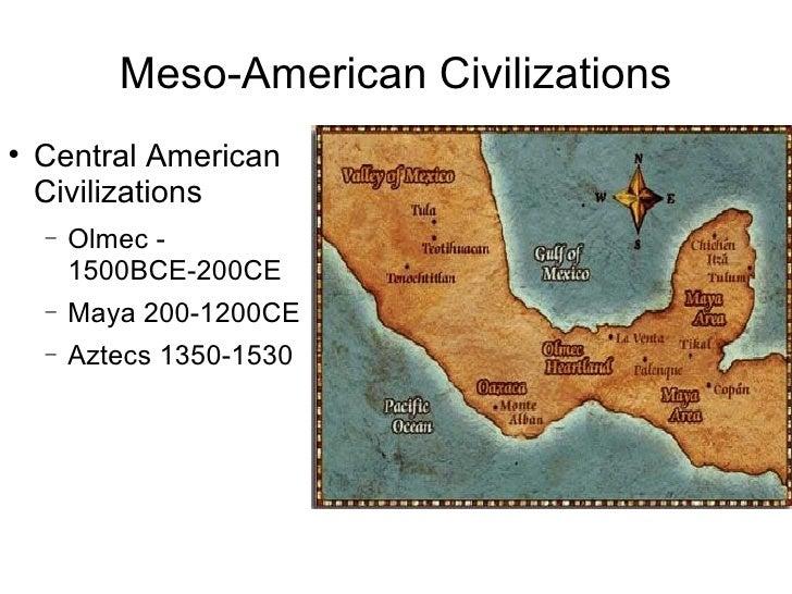 The ancient Olmec Civilization