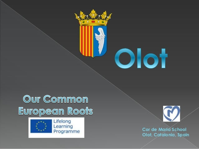 Olot2014_Comenius projectOCER