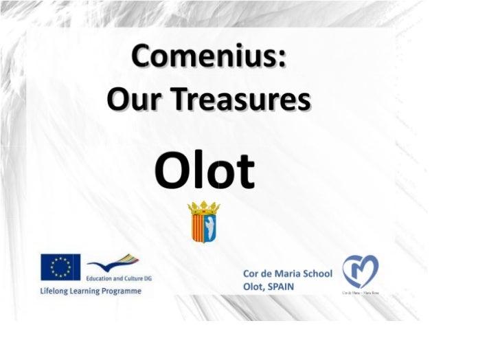 Olot, tourist guide