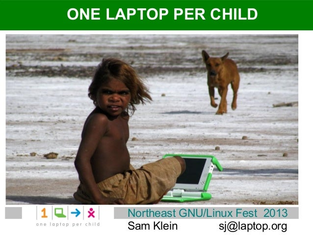 OLPC past and present