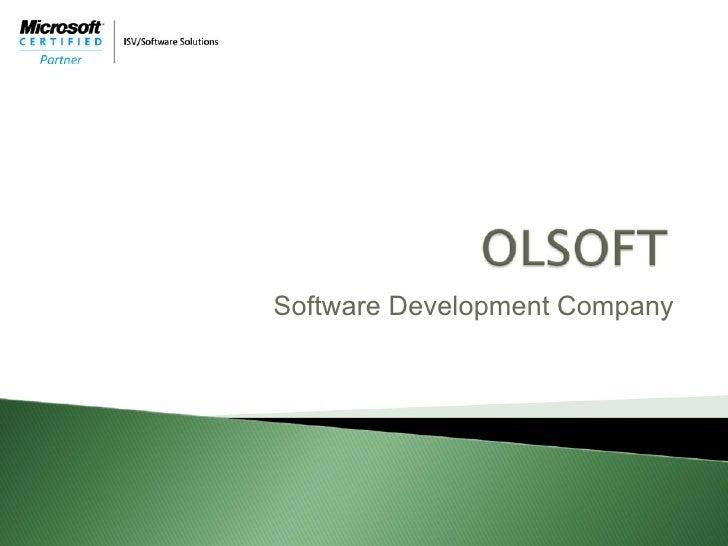 OLSOFT Solutions
