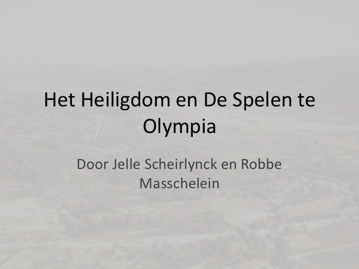 Olympia pptx