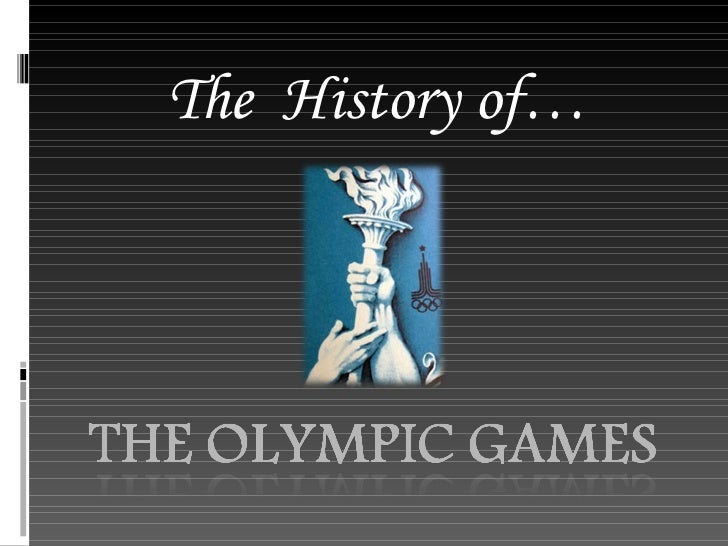 The  History of…