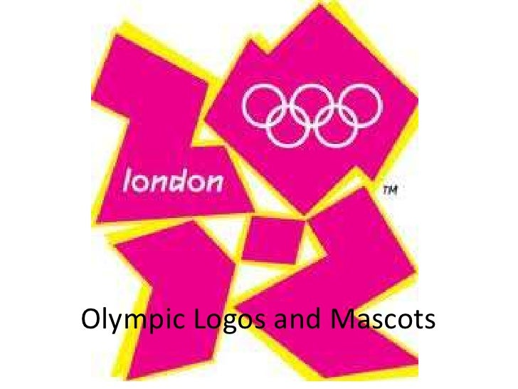 Olympic logos and mascots