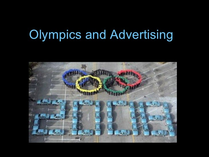 Olympics and Advertising
