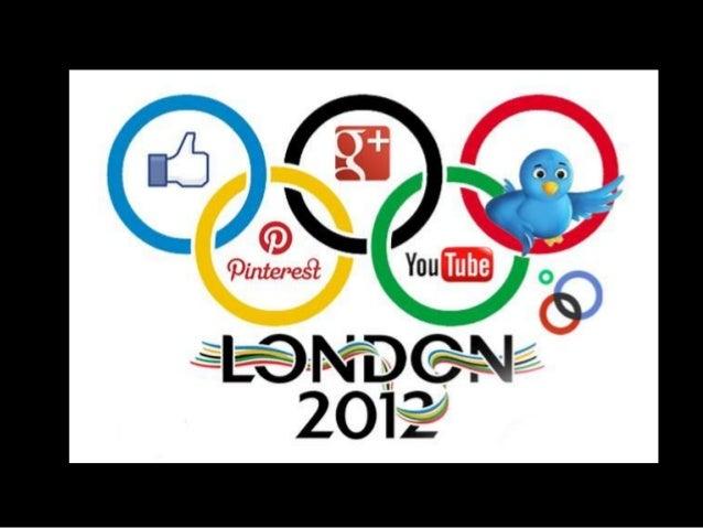 Olympics 2012 & Social Media