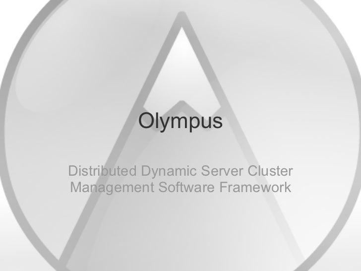 Olympus pesentation2