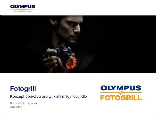 Olympus Fotogrill