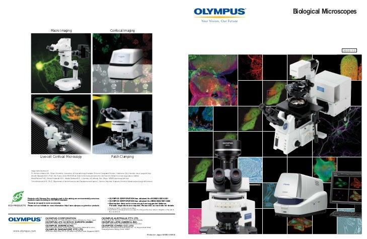 Biological Microscopes                              Macro Imaging                                                         ...
