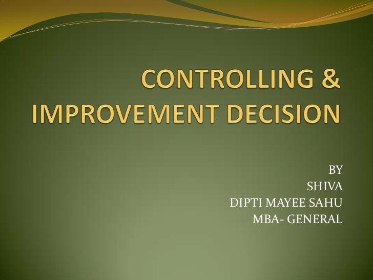 BY           SHIVADIPTI MAYEE SAHU   MBA- GENERAL