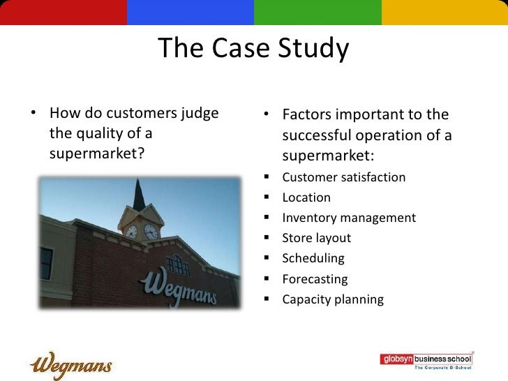 Content Marketing Examples from Wegmans Grocery Store