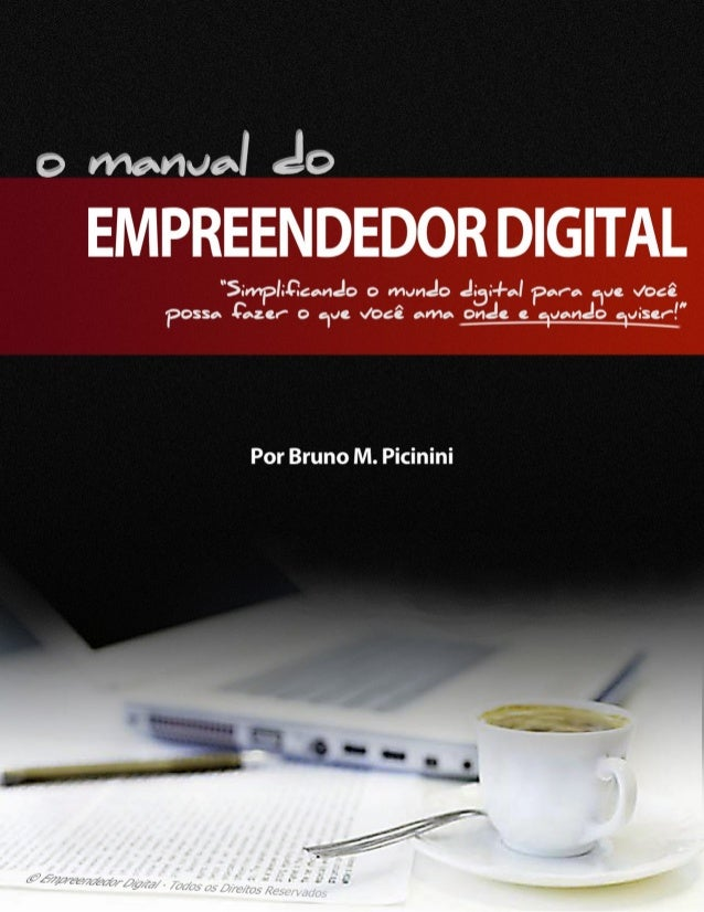 O manual do empreendedor digital