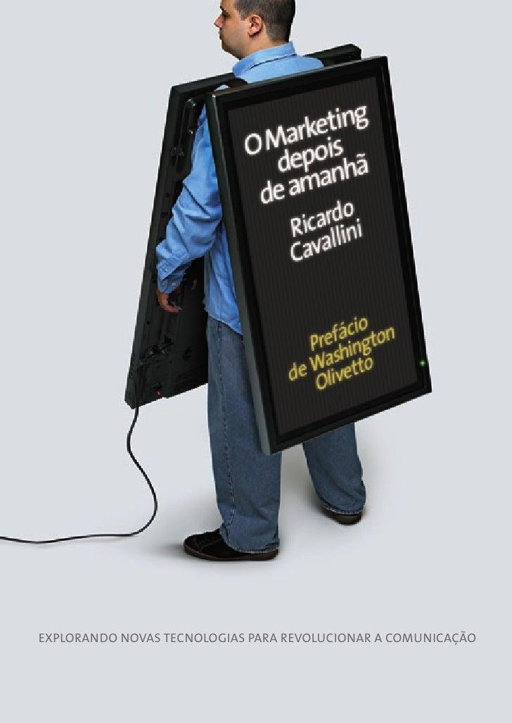 O Marketing Depois De Amanha 2.0
