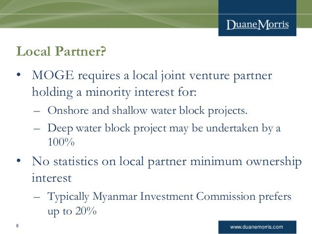 offshore e p summit myanmar 2014 Total was selected and set up total e&p myanmar then in july 1992 in 2014, further large-scale in summer 2015, it acquired a 40% interest in offshore block a6 benefiting myanmar and its inhabitants.