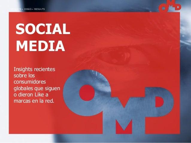 Omd estudio social media 2013