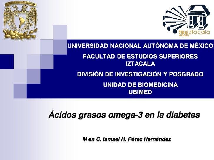 UNIVERSIDAD NACIONAL AUTÓNOMA DE MÉXICO        FACULTAD DE ESTUDIOS SUPERIORES                   IZTACALA      DIVISIÓN DE...