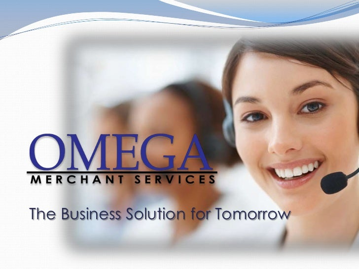 Omega Merchant Services sales
