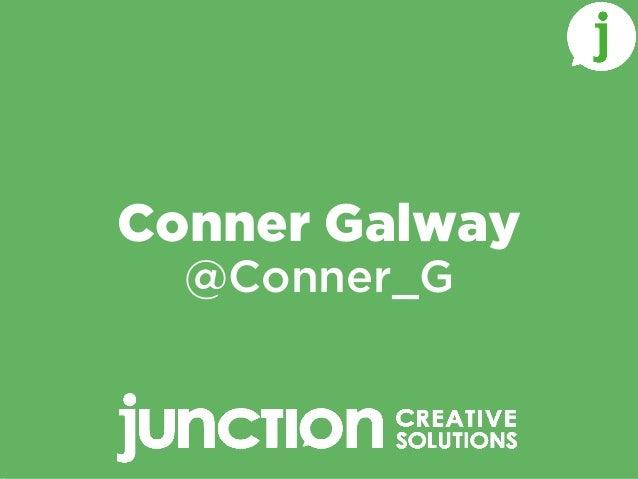 Conner Galway @Conner_G #OMGConf