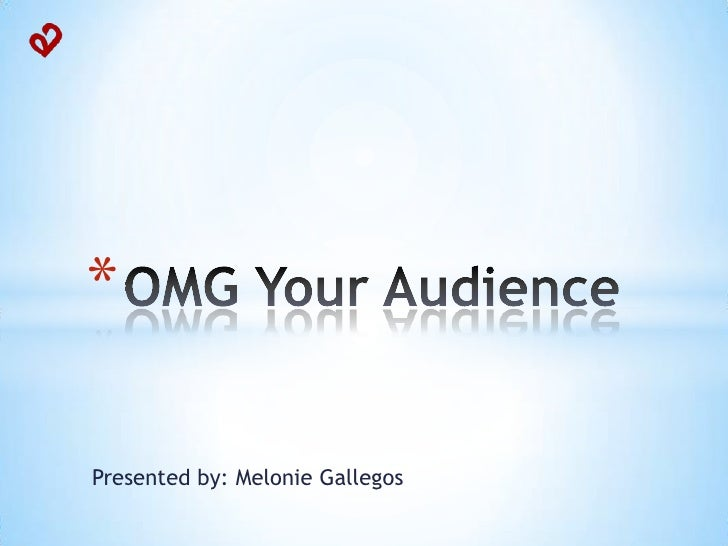 OMG Your Audience With Great Social Media Promotions