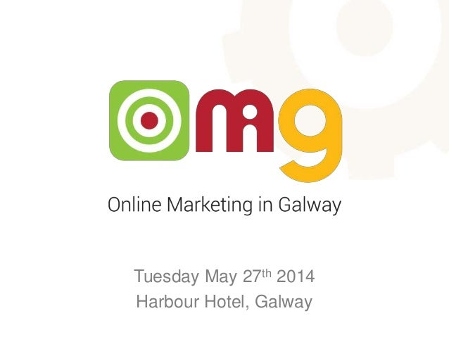 Tuesday May 27th 2014 Harbour Hotel, Galway