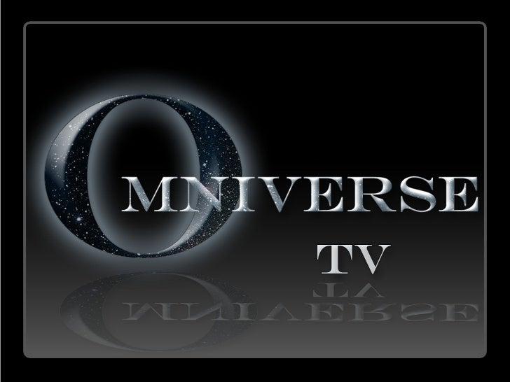 Omniverse TV Media Kit