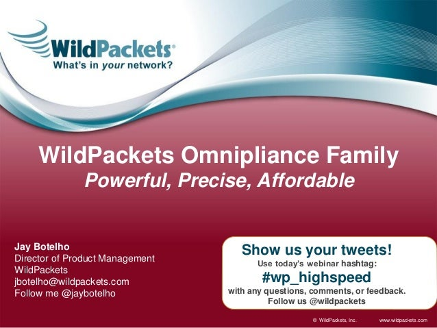 Omnipliance family - Powerful Precise Affordable