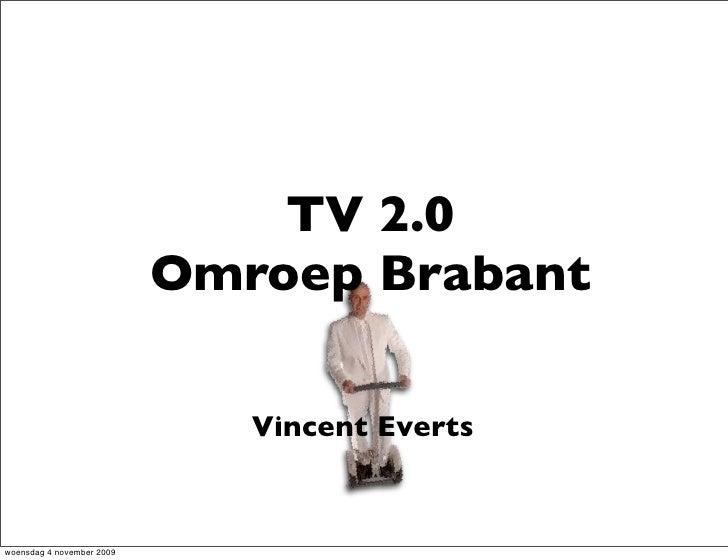 Omroep Brabant tv 2.0