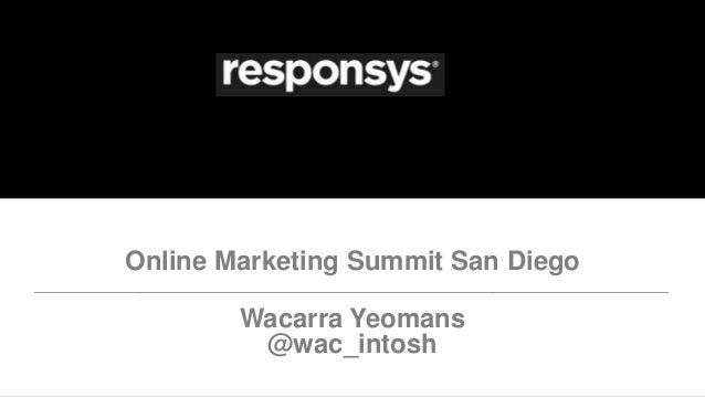 --               Online Marketing Summit San Diego     ___________________________________________________________________...
