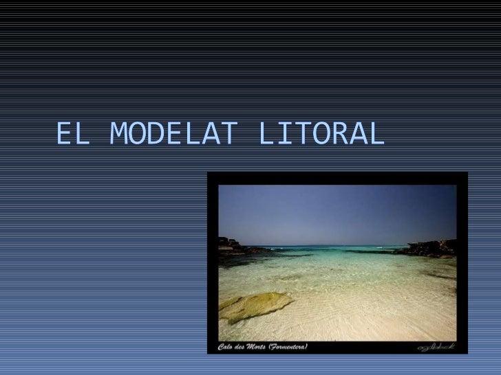 Modelat Litoral