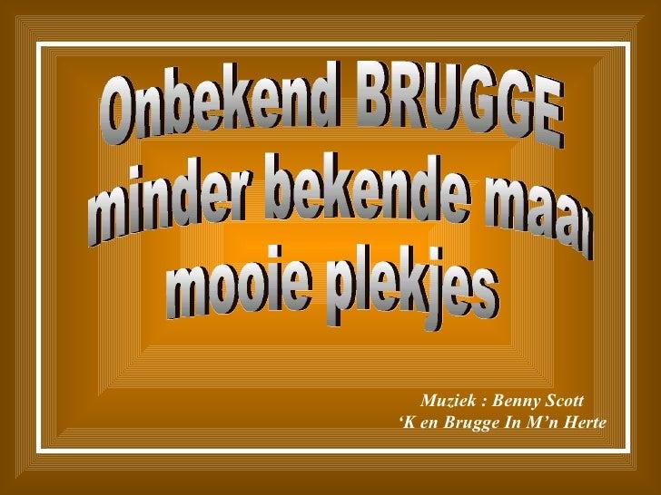 Onbekend Brugge