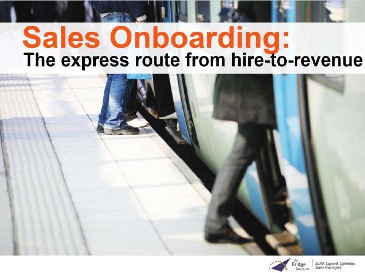 Inside Sales Onboarding (part1)