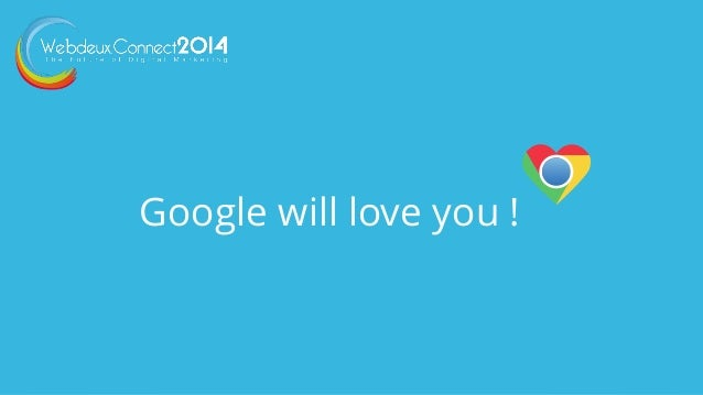 Google will love you !