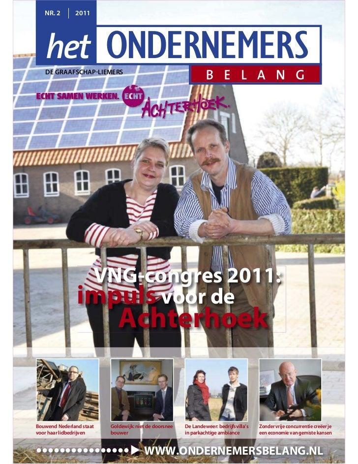 Ondernemersbelang Graafschap Liemers 2e Editie 2011