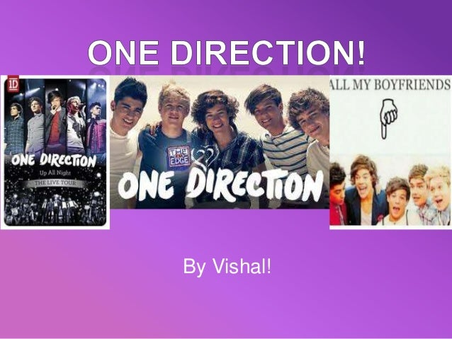 One direction-by vishal