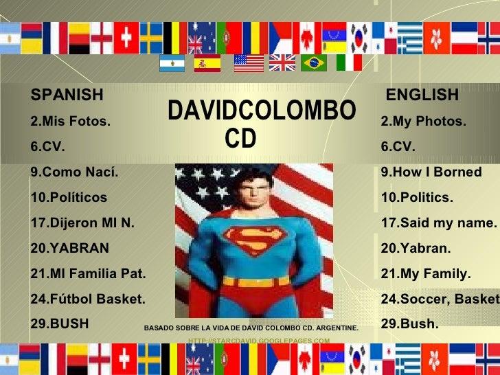 SPANISH                                                                   ENGLISH                         DAVIDCOLOMBO 2.M...