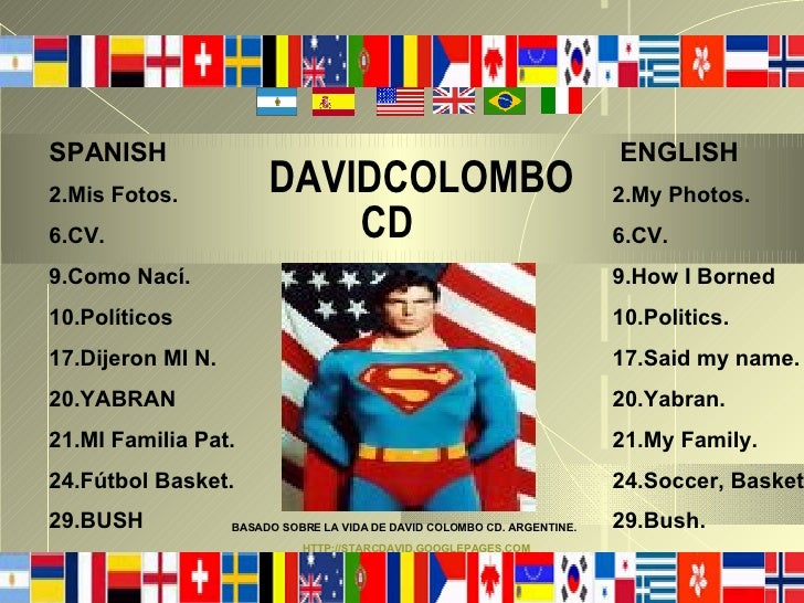 SPANISH                                                                   ENGLISH                         DAVIDCOLOMBO 2.M...