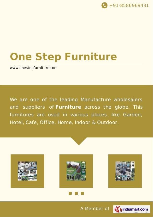 One step-furniture