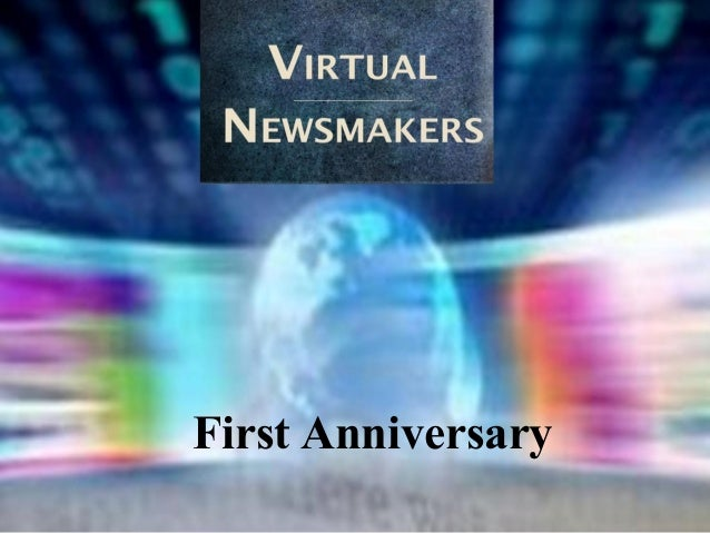 Virtual Newsmakers Lineup of Shows