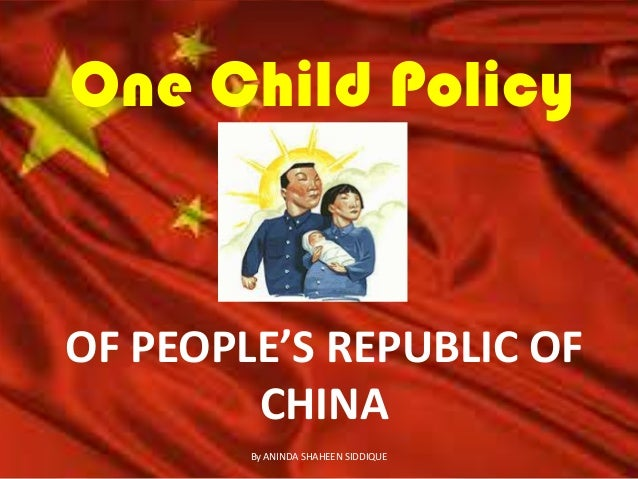 How China's one-child policy ended in failure