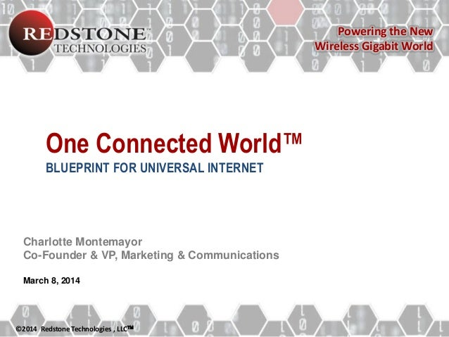 One connected world_fnl