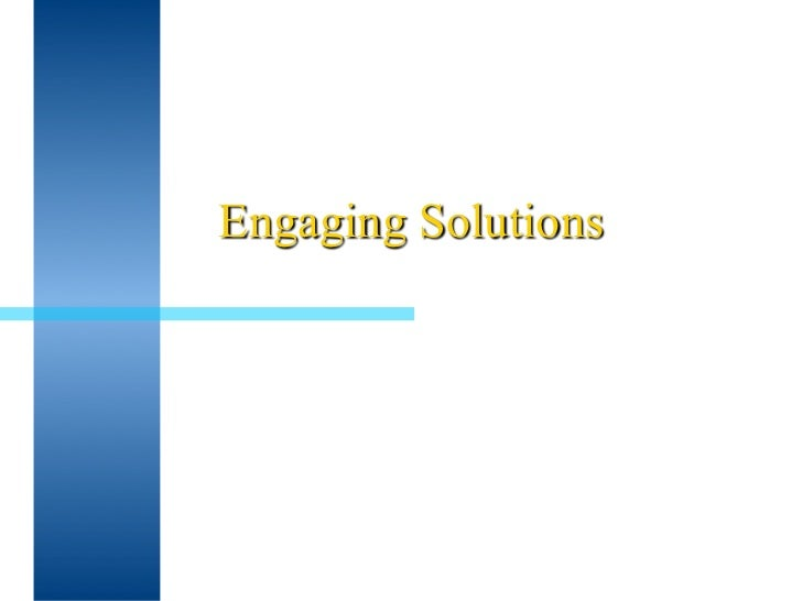 Engaging Solutions             Gord MillerEnvironmental Commissioner of Ontario        ONEIA Feb 28, 2012