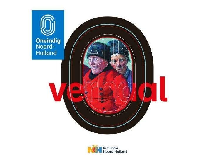 Oneindig Noord-Holland bijeenkomst Raad van Advies - 9 september 2010