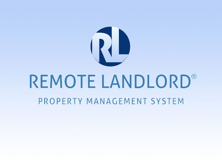 Remote Landlord