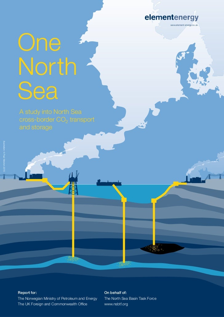 One North Sea Report