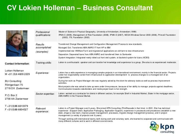 Ausgezeichnet Accenture Management Consulting Lebenslauf Bilder ...