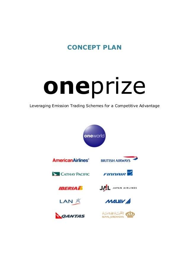 Oneworld Oneprize