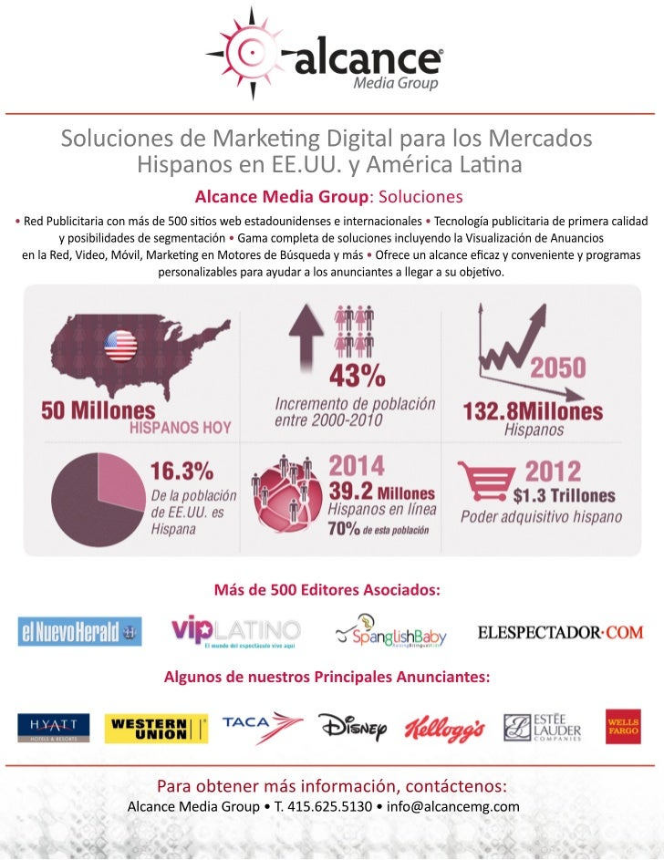 Onesheets Advertising Solutions 2011 espanol