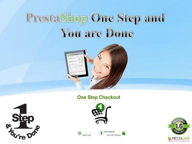 Checkout Module for PrestaShop