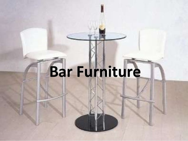 One stop destination to find attractive bar furniture los angeles